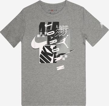 pelēks Jordan T-Krekls 'POST UP'