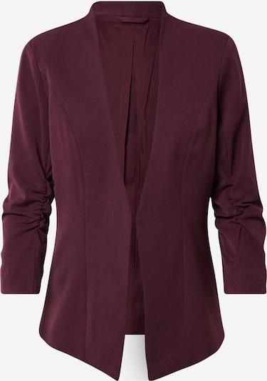 VILA Blazer in burgunder, Produktansicht