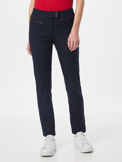 TOMMY HILFIGER Kalhoty 'GABAR' - námořnická modř, Model/ka
