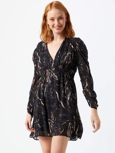 REPLAY Kleid in mischfarben / schwarz, Modelansicht