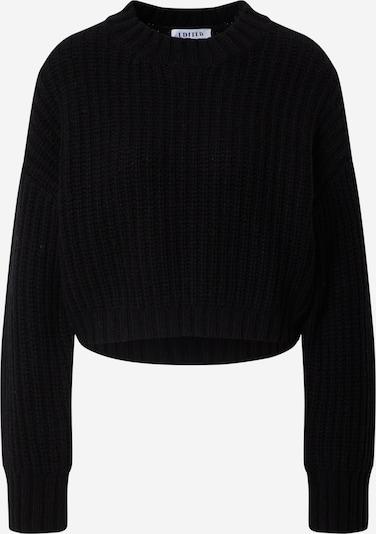 EDITED Pullover 'Melanie' in schwarz, Produktansicht