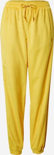 ADIDAS ORIGINALS Bukser i gul, Produktvisning