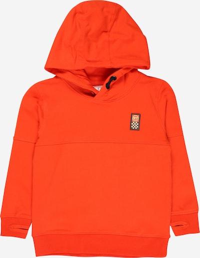 STACCATO Sweatshirt in orangerot, Produktansicht