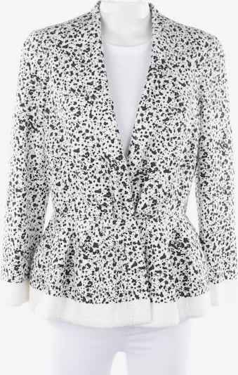 Carolina Herrera Blazer in L in schwarz / weiß, Produktansicht