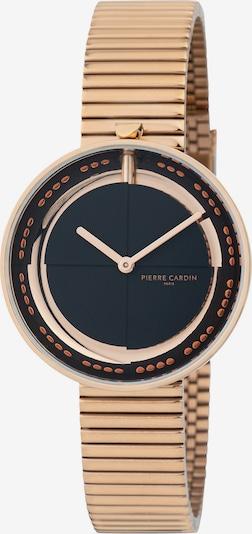 PIERRE CARDIN Uhr in nachtblau / rosegold / orange / pastellpink, Produktansicht