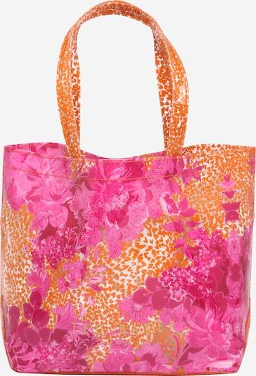 Plase de cumpărături 'Dottcon' Ted Baker pe portocaliu / roz / alb, Vizualizare produs
