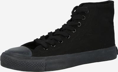 Sneaker înalt 'Fair Trainer Black Cap Hi Cut' Ethletic pe negru, Vizualizare produs