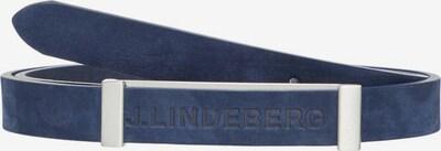 J.Lindeberg Gürtel in blau, Produktansicht