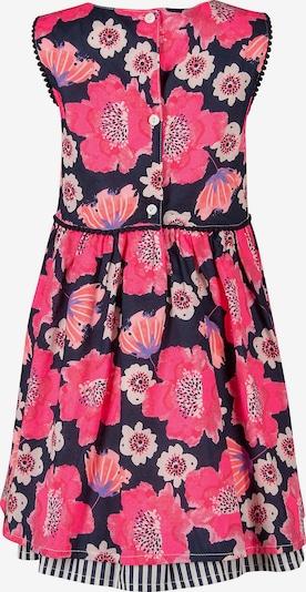 happy girls Kleid in blau / pink, Produktansicht