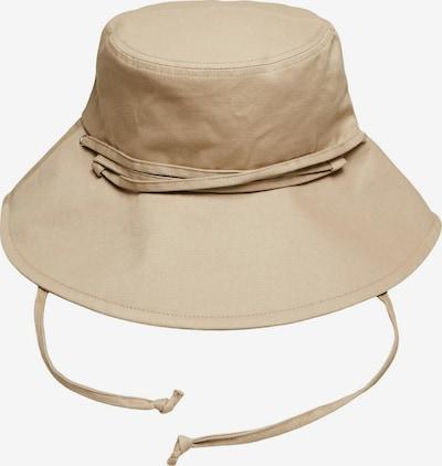 SELECTED FEMME Chapeaux 'Polly' en beige, Vue avec produit