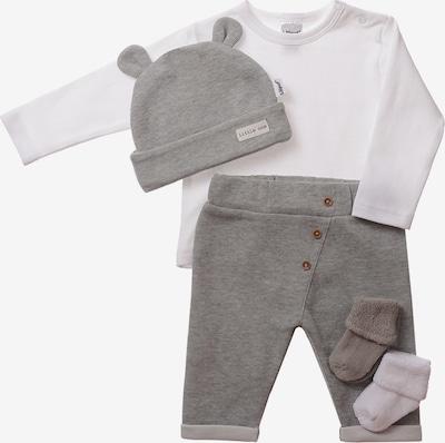 LILIPUT Underwear Set in Grey / White, Item view