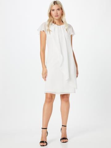 SWING Cocktail dress in Beige