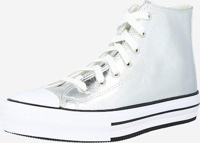 CONVERSE Sneaker 'EVA' in silber, Produktansicht