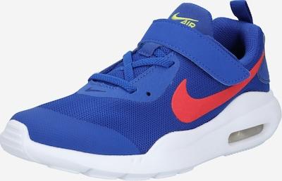 Nike Sportswear Sneaker 'Oketo' in blau / rot / schwarz, Produktansicht