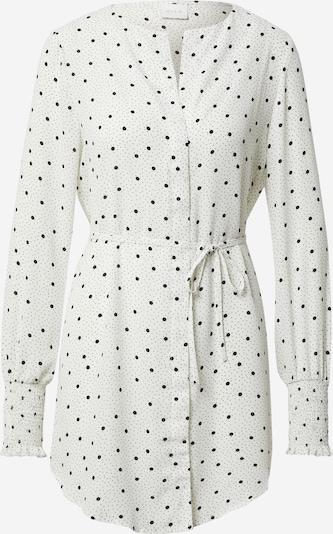 VILA Túnica 'Dotties' en negro / blanco natural, Vista del producto