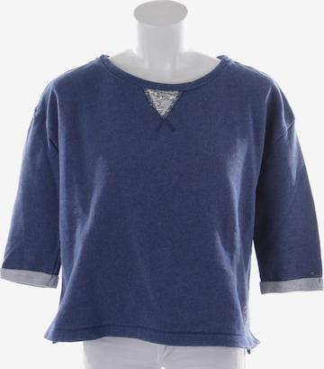 Tommy Jeans Sweatshirt & Zip-Up Hoodie in XS in Blue