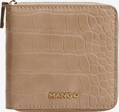 MANGO Peňaženka 'COSIMO' - svetlohnedá, Produkt