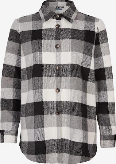 Bluză O'NEILL pe gri / gri amestecat / negru / alb, Vizualizare produs