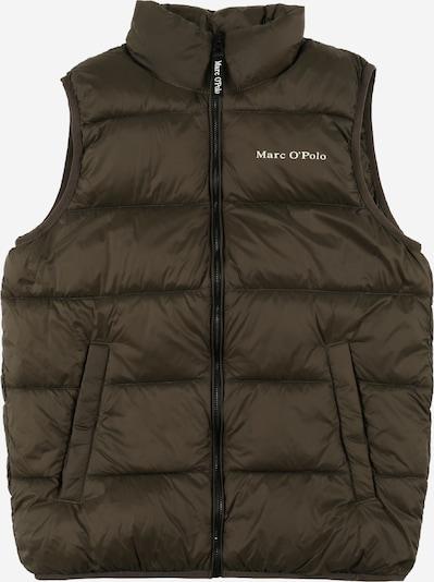 Marc O'Polo Junior Weste in dunkelgrün, Produktansicht