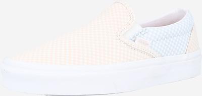 VANS Slip-on obuv - azúrová / broskyňová / biela, Produkt