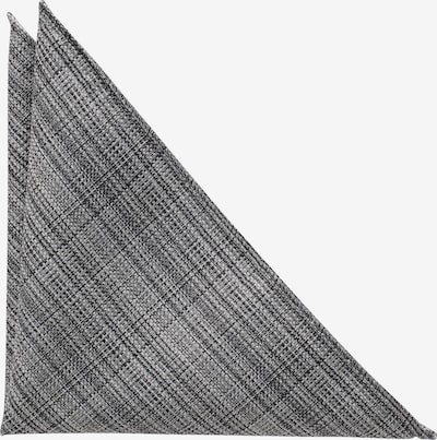 ETERNA Pocket Square in Grey / Anthracite, Item view