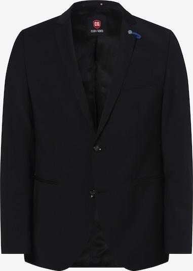 CG CLUB OF GENTS Colbert in de kleur Zwart, Productweergave