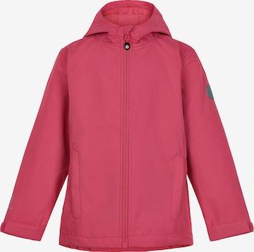 COLOR KIDS Outdoorjacke in Pink