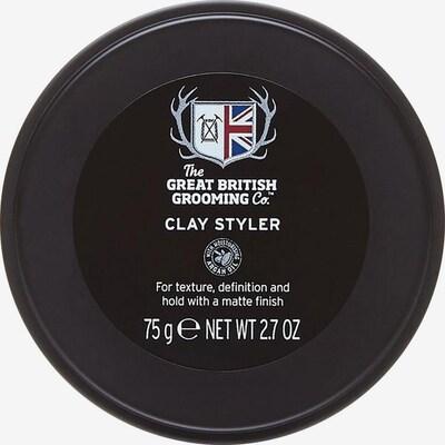 The Great British Grooming Co. Haargel in schwarz / weiß, Produktansicht
