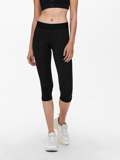ONLY PLAY Sporthose 'Gill' in schwarz, Modelansicht