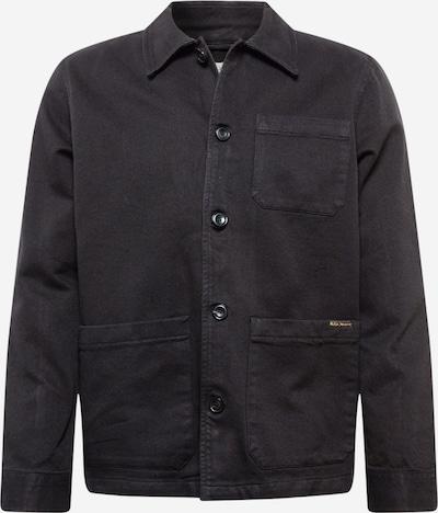 Nudie Jeans Co Tussenjas 'Barney' in de kleur Zwart, Productweergave