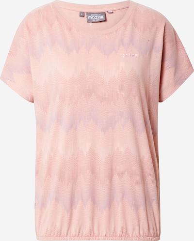 mazine Shirt 'Celina' in de kleur Pastellila / Rosé / Oudroze / Wit, Productweergave
