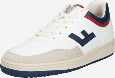 Flamingos' Life Sneaker 'RETRO 90's' in beige / navy / rot / weiß, Produktansicht