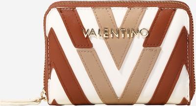 Valentino Bags Peňaženka 'ANTEA' - karamelová / svetlohnedá / biela, Produkt