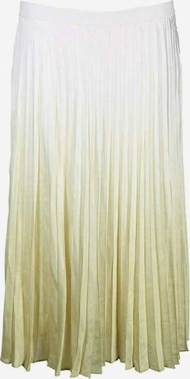 OPUS Rok in de kleur Mosterd / Wit, Productweergave