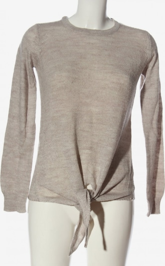 ROCK ANGELES Sweater & Cardigan in XS in Light grey, Item view