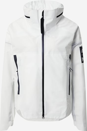 ADIDAS PERFORMANCE Zunanja jakna 'MYSHELTER' | črna / bela barva, Prikaz izdelka