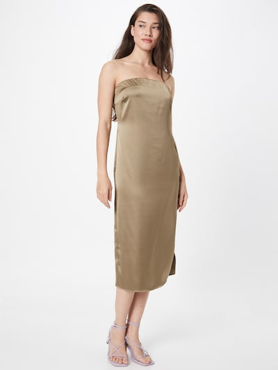 River Island Kleid in khaki, Modelansicht