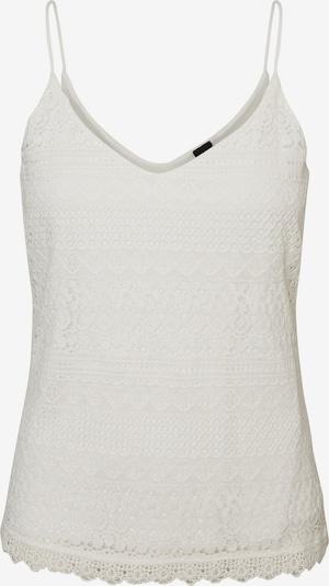 VERO MODA Top 'HONEY' in weiß, Produktansicht