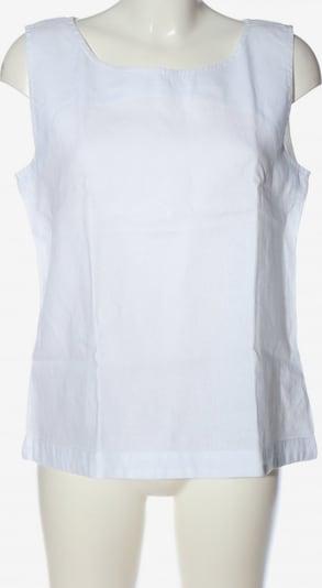 Chelsea Rose NYC Leinenbluse in M in weiß, Produktansicht
