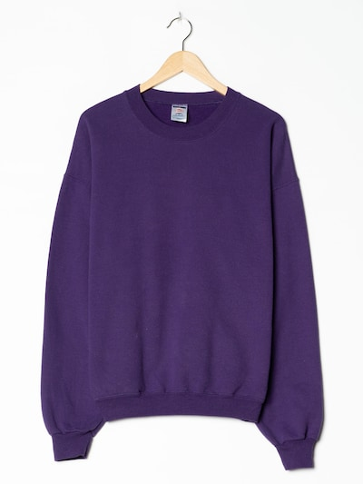 Jerzees Pullover in XL in lila, Produktansicht