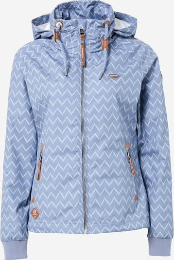 Ragwear Jacke 'Apoli Zig Zag' in lavendel / weiß, Produktansicht