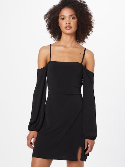 Rochie 'Pamela' NA-KD pe negru, Vizualizare model