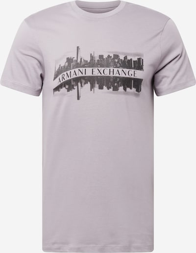 ARMANI EXCHANGE Majica u siva / antracit siva, Pregled proizvoda