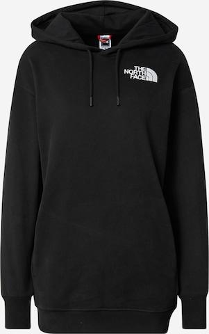 THE NORTH FACE Sweatshirt in Black