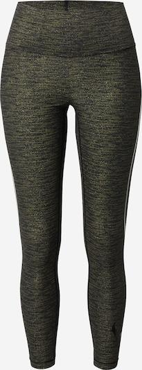Pantaloni sport Casall pe auriu / negru, Vizualizare produs