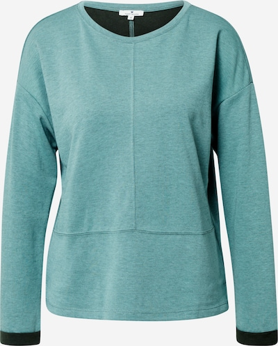 TOM TAILOR Shirt in grün, Produktansicht