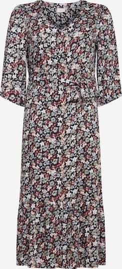 KAFFE CURVE Sukienka w kolorze niebieski / czerwony / czarny / białym, Podgląd produktu