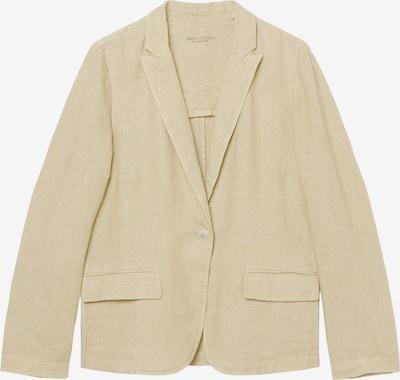 Marc O'Polo Blazer in beige, Produktansicht