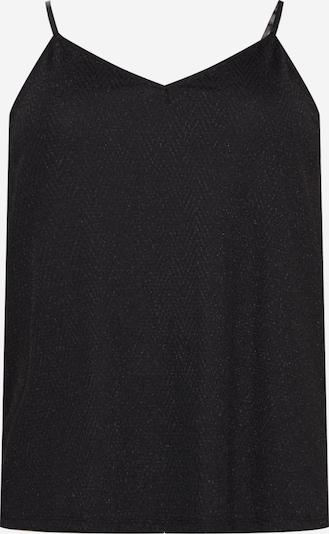 Z-One Haut 'Elly' en noir, Vue avec produit