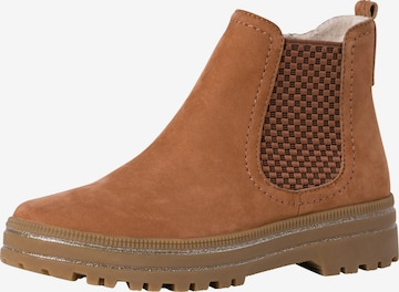 JANA Chelsea Boots in Braun
